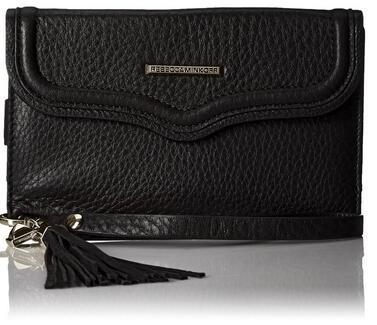 Rebecca Minkoff Universal Tassel- Iphone 6, Galaxy S6 Phone Wristlet