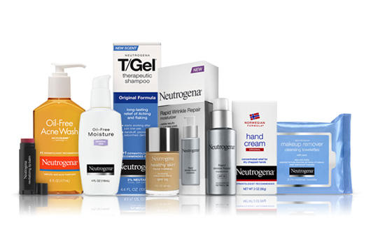 25% Off Neutrogena Friends & Family Event