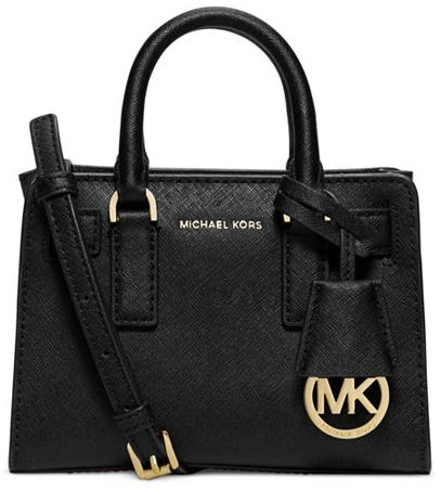 MICHAEL Michael Kors Dillon Mini Top Zip Crossbody