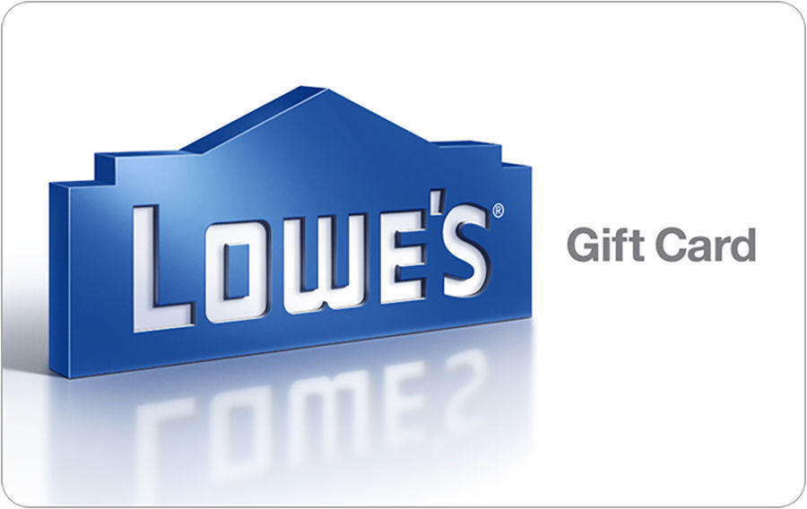$85 Get a $100 Lowe's Gift Card for only $85 - Email delivery