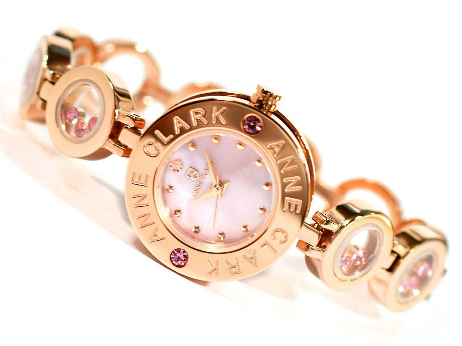 From $62.97 Anne Clark Wrist Watch @Amazon Japan