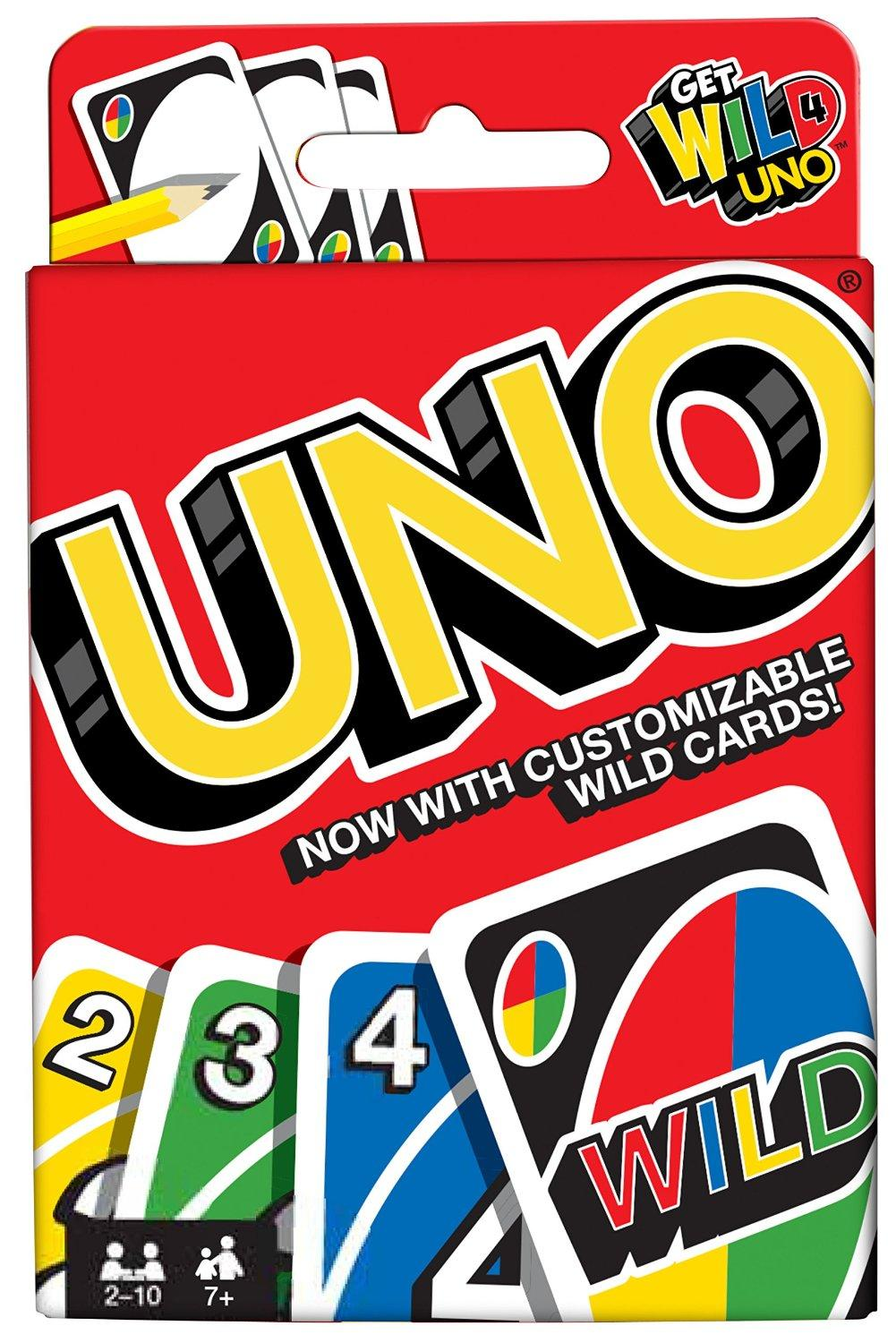 2.99 Uno Card Game