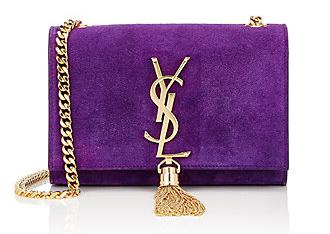 SAINT LAURENT Monogram Small Crossbody