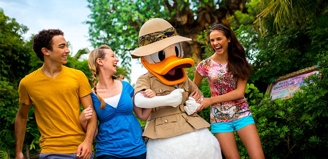 Walt Disney World Southwest Vacation