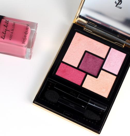 $60 COUTURE PALETTE @ YSL Beauty