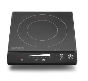 AROMA Digital Induction Cooktop AID-509 (2 Year Manufacturer Warranty)