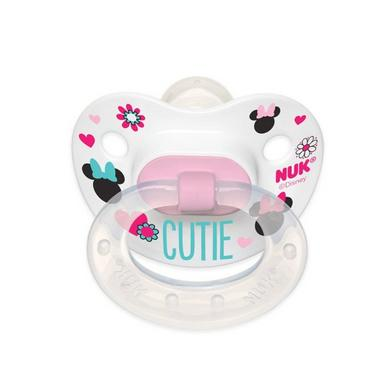 $6.99 NUK Disney Baby Minnie Mouse Puller Pacifier