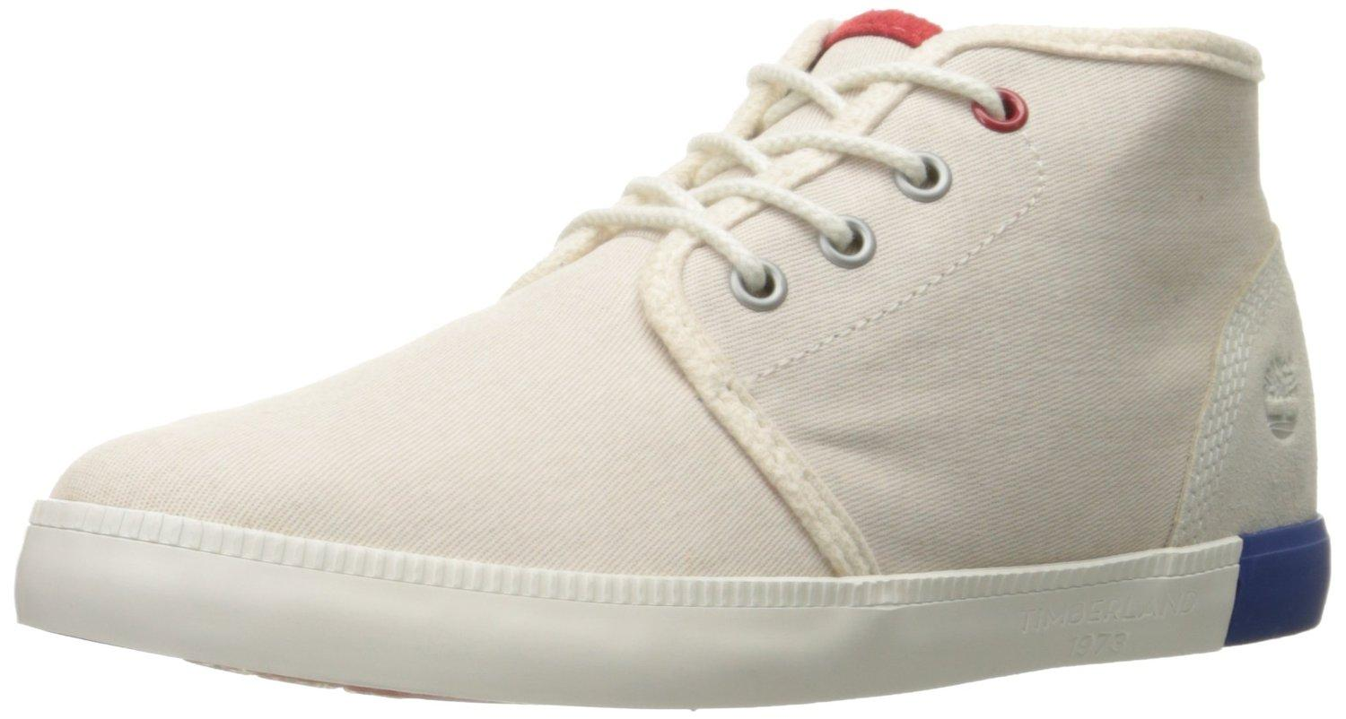 Timberland Women's Newport Bay Canvas Chukka Boot