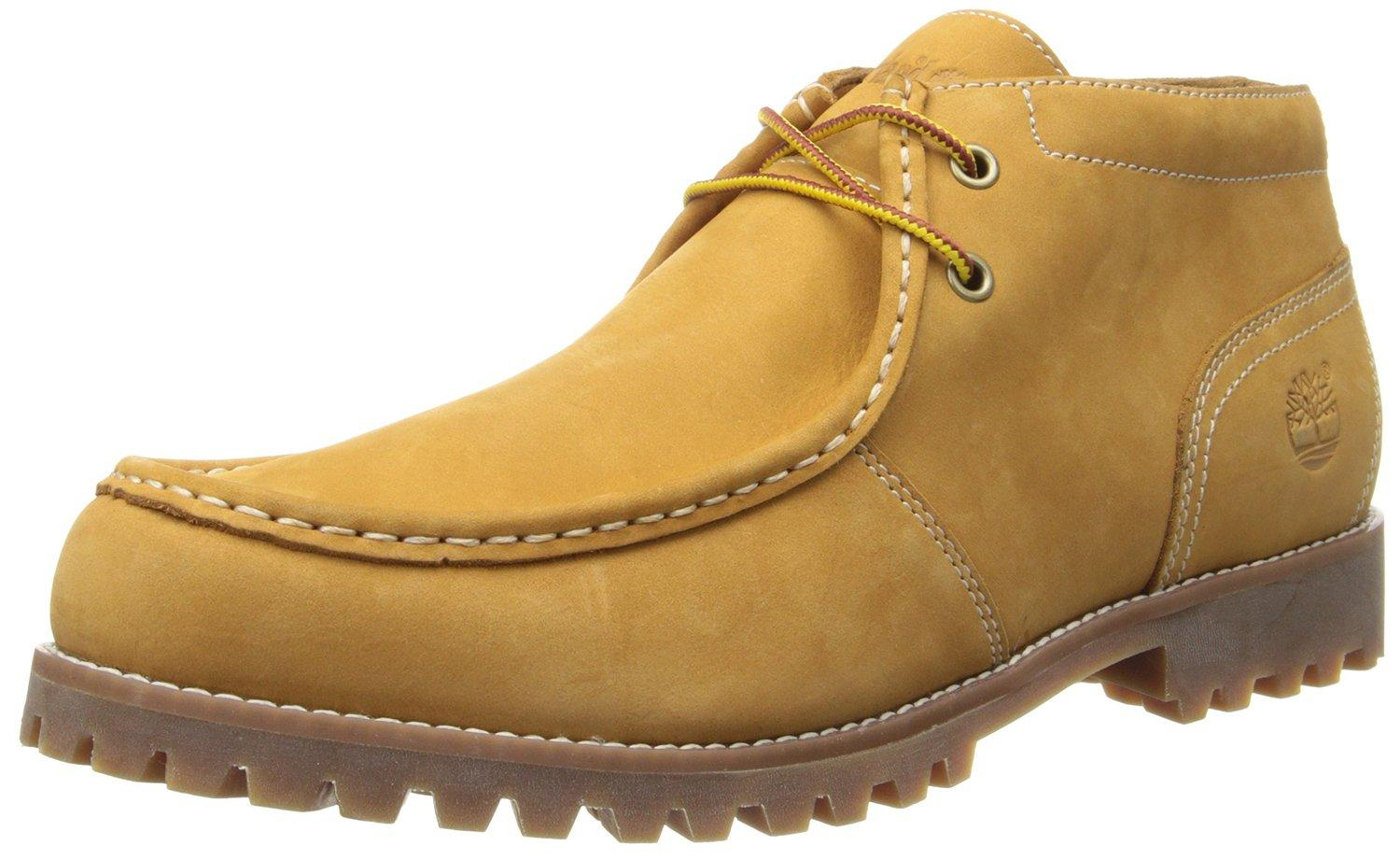 Timberland Men's Oakwell Moc-Toe Chukka Boot