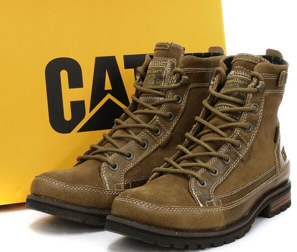 Up to 40% Off Caterpillar Work Boots @ Amazon.com