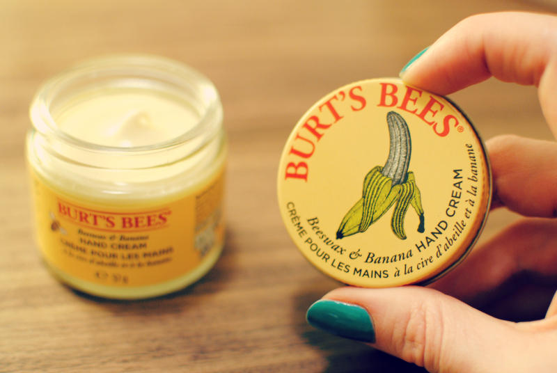 urt's Bees Beeswax & Banana Hand Crème, 2 Ounces (Pack of 2)