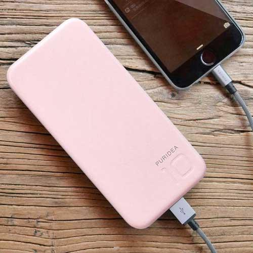 $15.99 Puridea S2 10000mAh Portable Power Bank