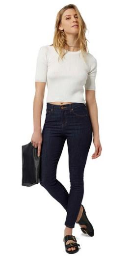 Up to 35% Off Topshop Jeans Sale