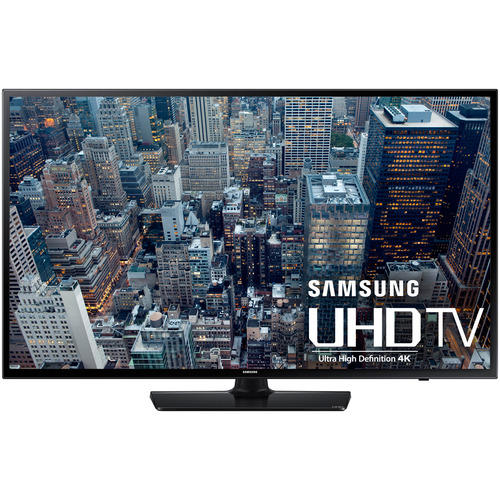 $949 Samsung UN60JU6400 - 60-Inch 4K Ultra HD Smart LED HDTV