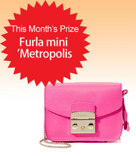 Subscribe to Dealmoon Newsletter, Win the Furla Mini 'Metropolis' Bag