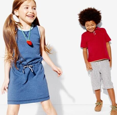 30% Off Girls & Boys Apparel & Accessories @ Hanna Andersson