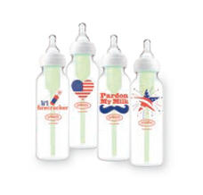 FREE Dr. Brown's Stars & Stripes Options Bottle & Pacifier with Any $20+ Purchase @ BabiesRUs