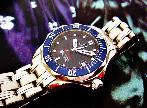 OMEGA Seamaster James Bond Ladies Watch
