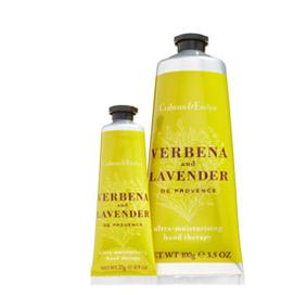Receive a two-piece sample set of Verbena & Lavender de Provence Ultra-Moisturizing Hand Therapy (3.5 oz. and 0.9 oz.) with your $50 Crabtree & Evelyn purchase.  @ Nordstrom