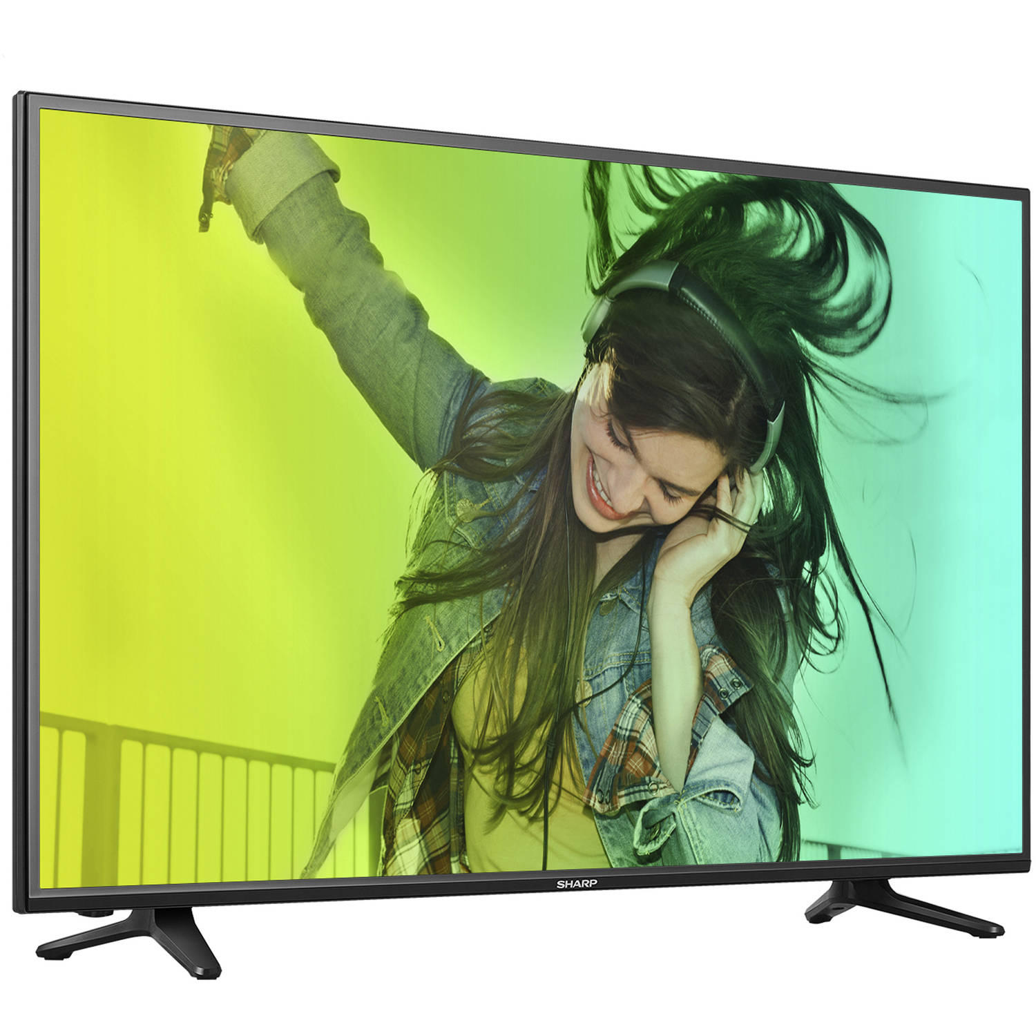 $599.99 Sharp 55 Inch 4K UltraHD Smart TV (55N6000U)