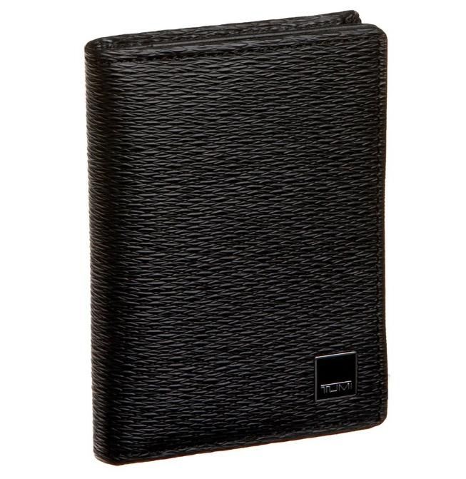Lowest price! $56.80 TUMI Monaco Gusset Card Case with Window