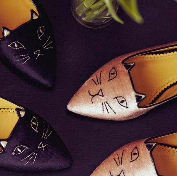 Up to 50% Off Charlotte Olympia Shoes, Handbags On Sale @ Net-A-Porter