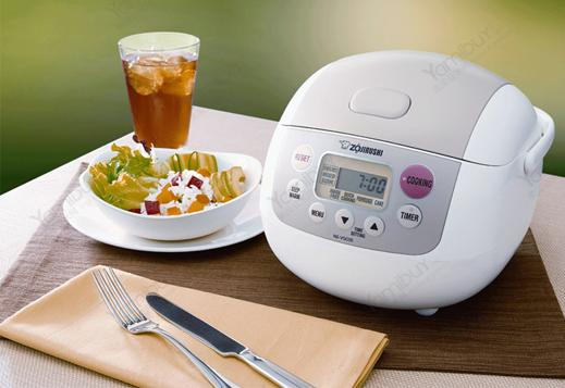 ZOJIRUSHI Micom Rice Cooker & Warmer NS-VGC05
