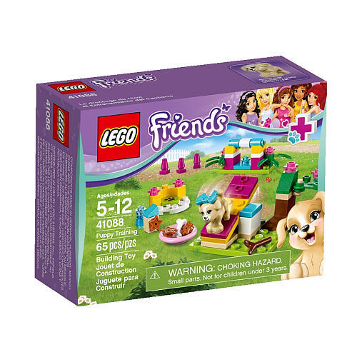 LEGO Friends Puppy Training (41088)