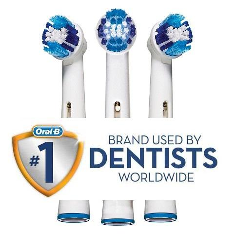 $13.99 Oral-B Power Sensitive Replacement Electric Toothbrush Head, 3 count