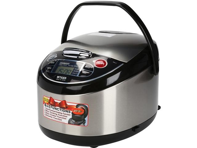 Tiger JAX-T18U Microcomputer Controlled 10 Cups Multifunctional Rice Cooker