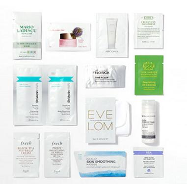 Receive 14 samples($40 value) with Your $50 Skin Care Purchase @ Nordstrom