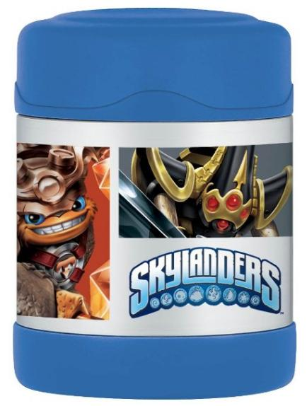 Thermos Funtainer 10 Ounce Food Jar, Skylanders