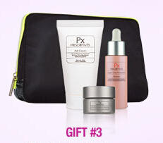 One Day Only!FS Pick Your Free Gift with $45 Purchase @ Prescriptives
