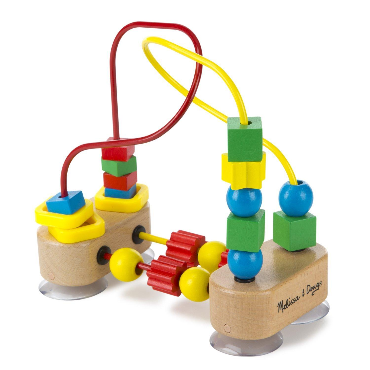 Lightning Deal! Melissa & Doug First Bead Maze