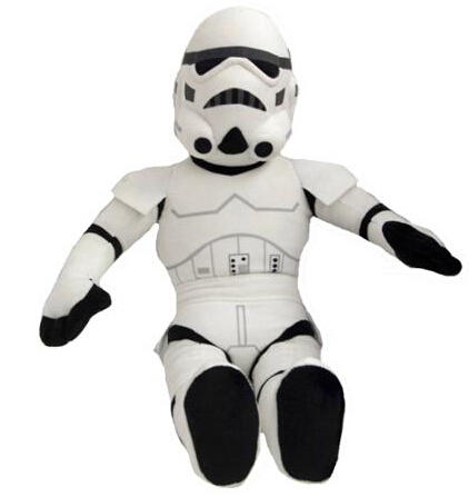 Star Wars Storm Trooper Pillowbuddy