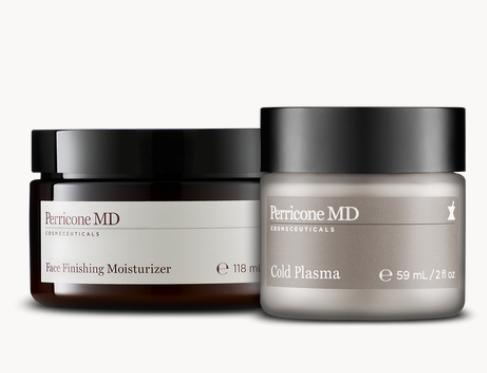 58% Off!Now $199($474) Cold Plasma & Face Finishing Moisturizer Super Size Duo @ Perricone MD