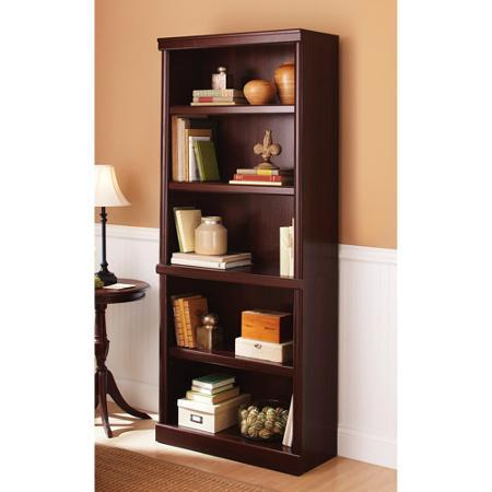 Better Homes and Gardens Ashwood Road 5-Shelf Bookcase