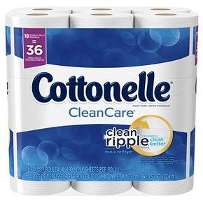 Free $5 GC+Extra 10% Off w/Order Pick Up when You Buy 2 Scott, Kleenex, Cottonelle, Viva, All or Finish Items @Target.com