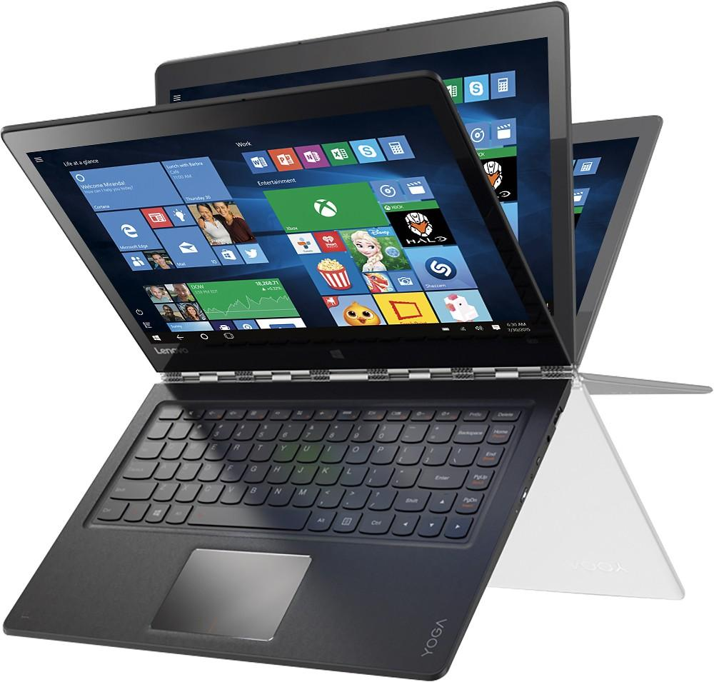 """$899.99 Lenovo Yoga 900 13.3"""" 2-in-1 Touch-Screen Laptop"""