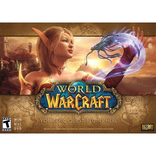 As low as $3.99 World of Warcraft - Windows,Mac
