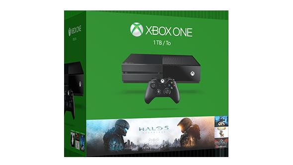 $299 Xbox One 1TB Spring Bundle (4+1 Games, extra Wireless Controller)