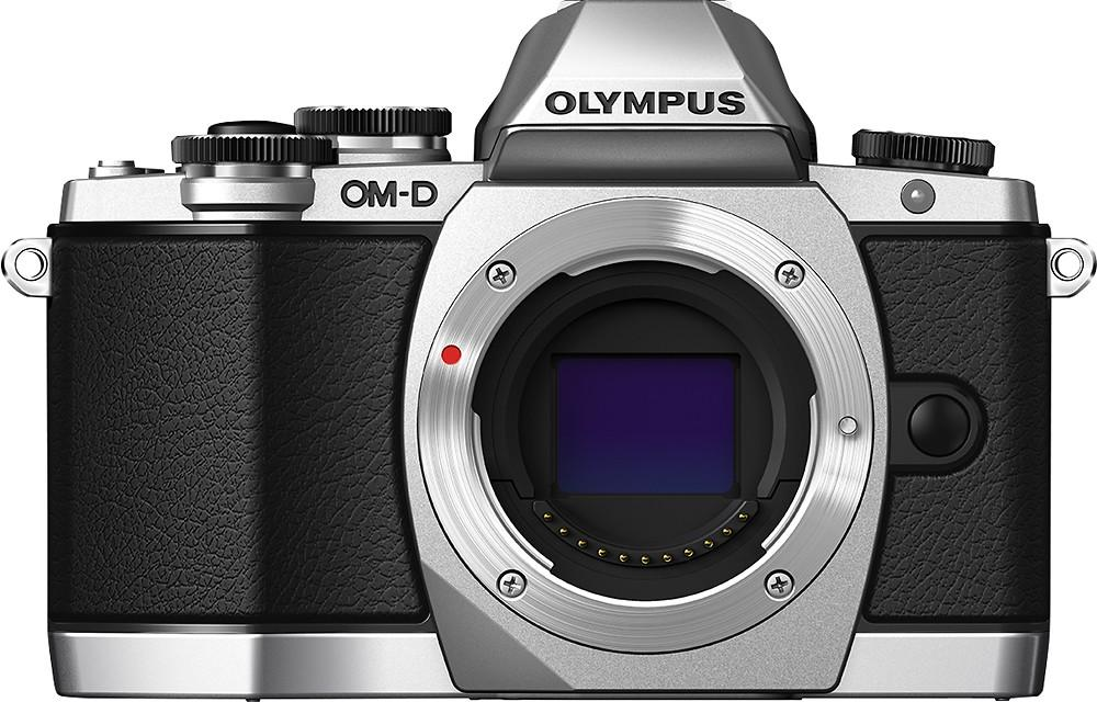 Olympus OM-D E-M10 Mirrorless Camera (Body Only)