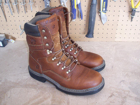 Up to 40% Off Select Wolverine Work Boots @ Amazon.com