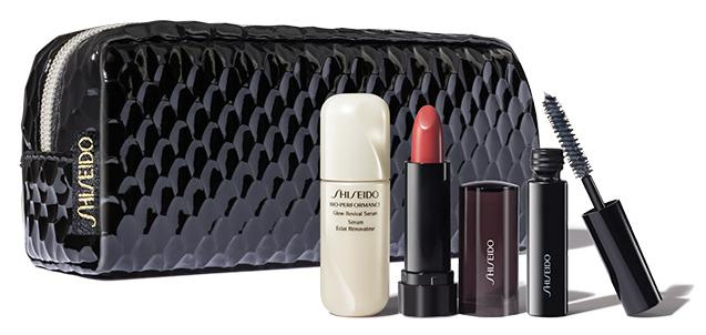 Free 4 Deluxe Samples with over $60 Makeup Purchase @ Shiseido.com