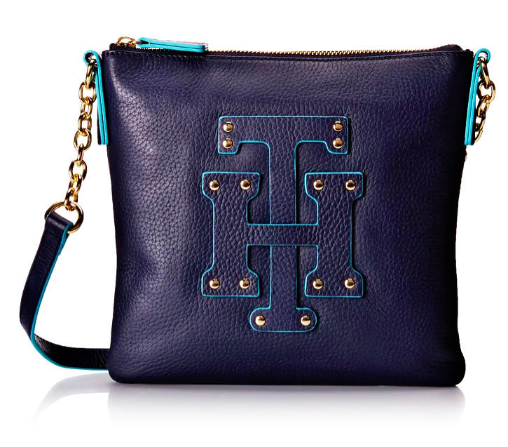 $39.99 Tommy Hilfiger Patch Cross Body Bag