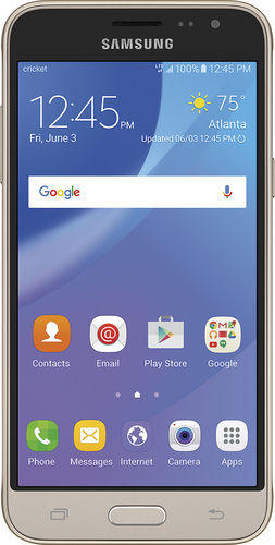 Samsung Galaxy Sol 4G with 8GB Memory Prepaid Cell Phone
