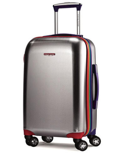 American Tourister Metallic Disco 20