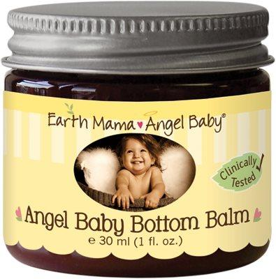 $7.59 Earth Mama Angel Baby Bottom Balm Zinc & Lanolin Free Calendula Herbal Diaper Cream