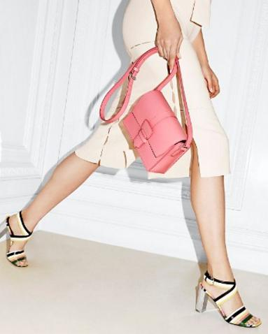 Up to 30% Off + $25 Off on Every $100 You Spend on Salvatore Ferragamo Handbags @ Bloomingdales