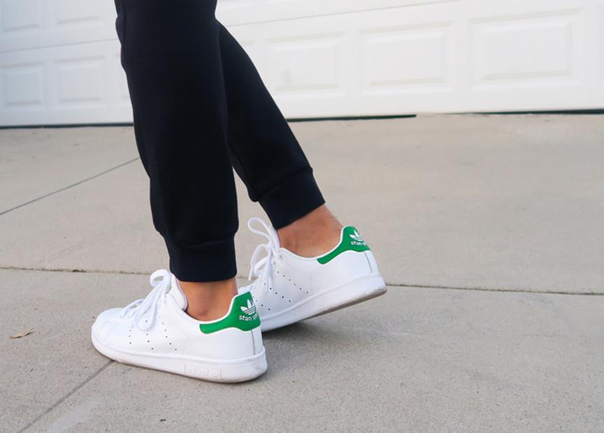 From $44.99 adidas Stan Smith Sneakers @ macys.com